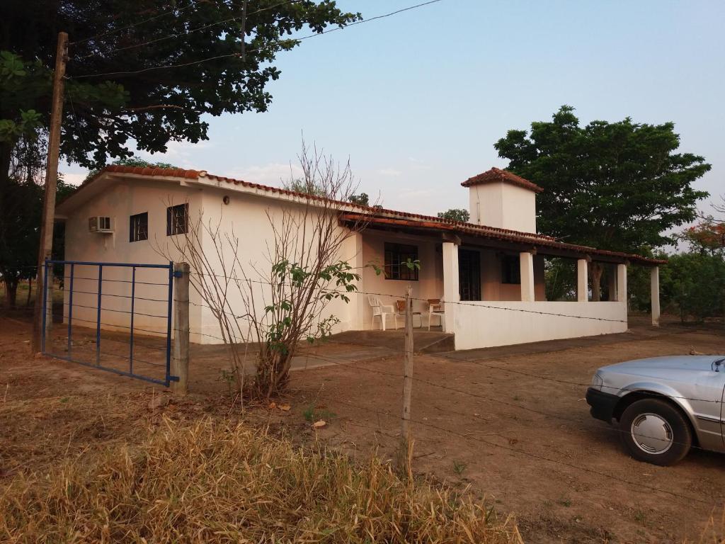 Casa rural do sítio Novo Horizonte