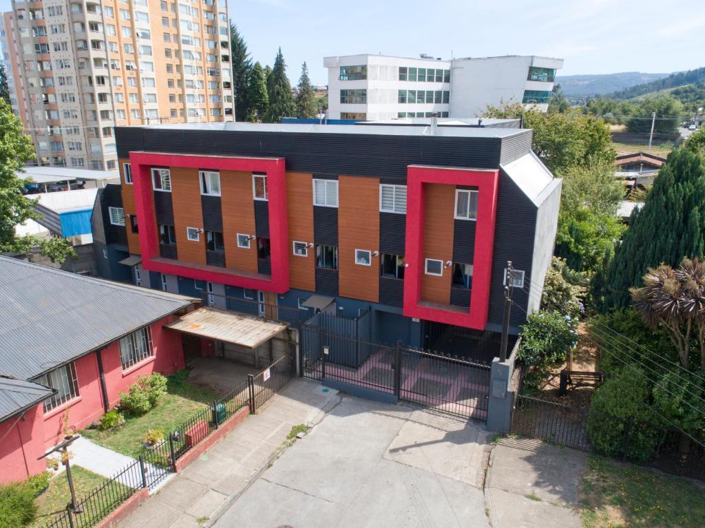 Apart Hotel Temuco