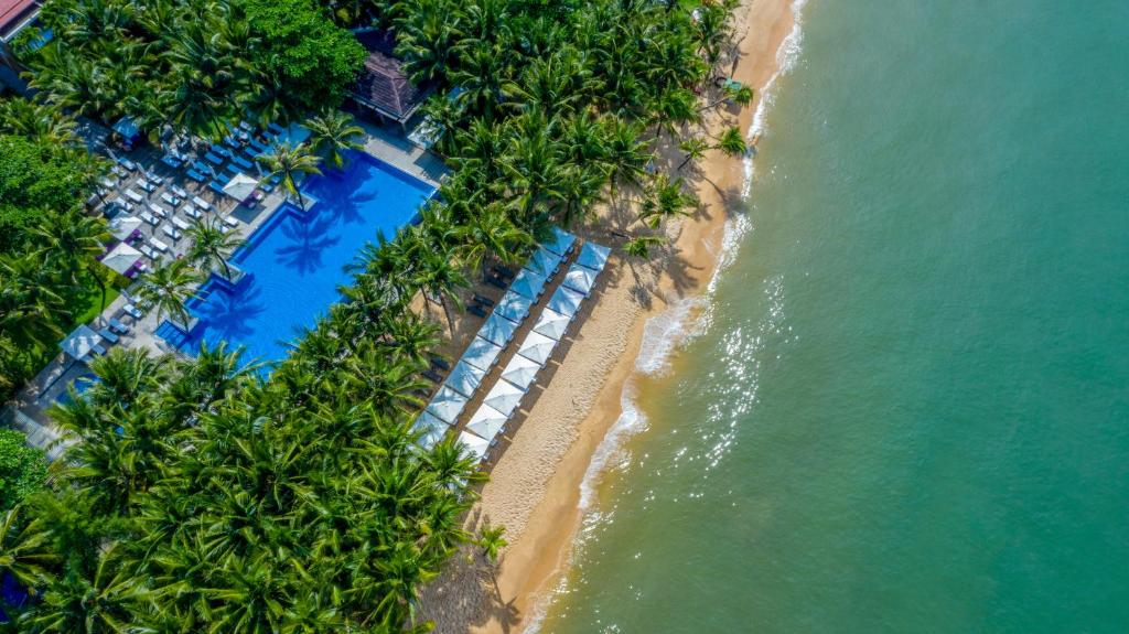 A bird's-eye view of Salinda Resort Phu Quoc Island