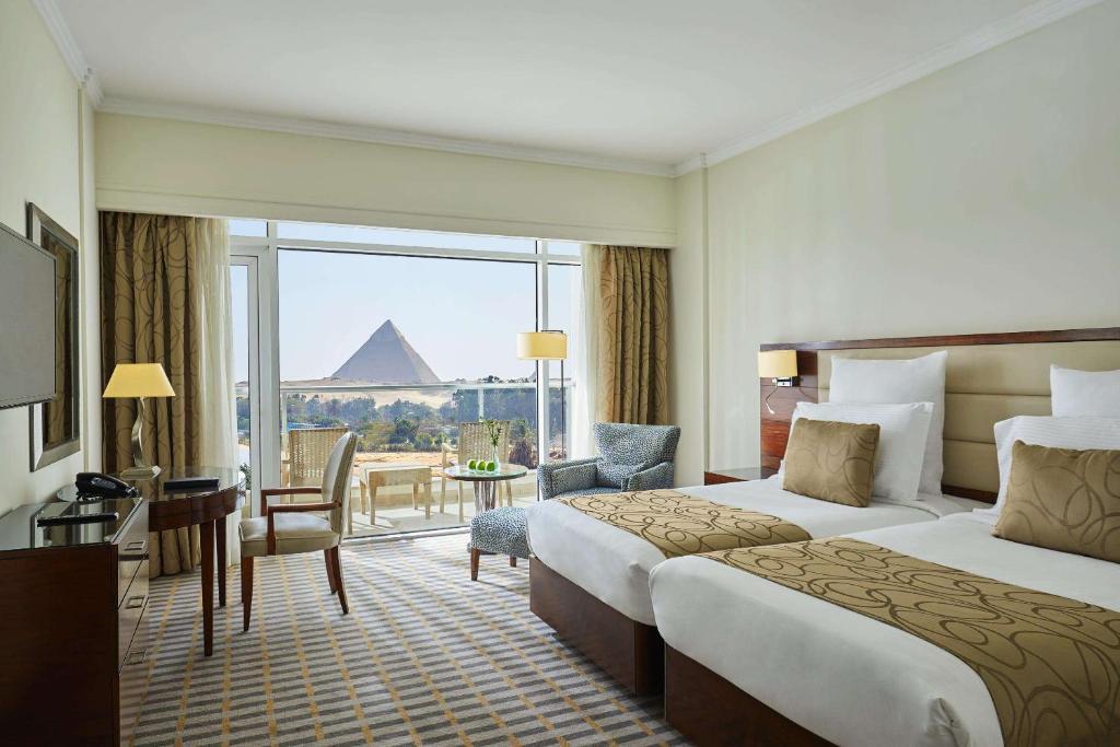 Steigenberger Pyramids Cairo, April 2019