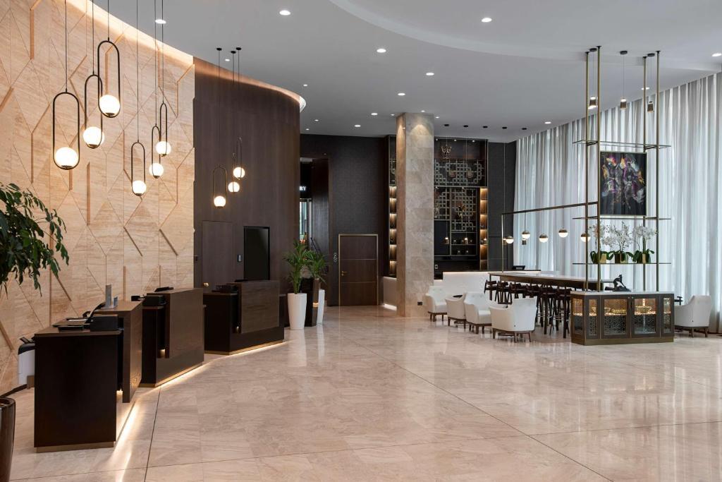 Hyatt Regency Sofia, September 2020