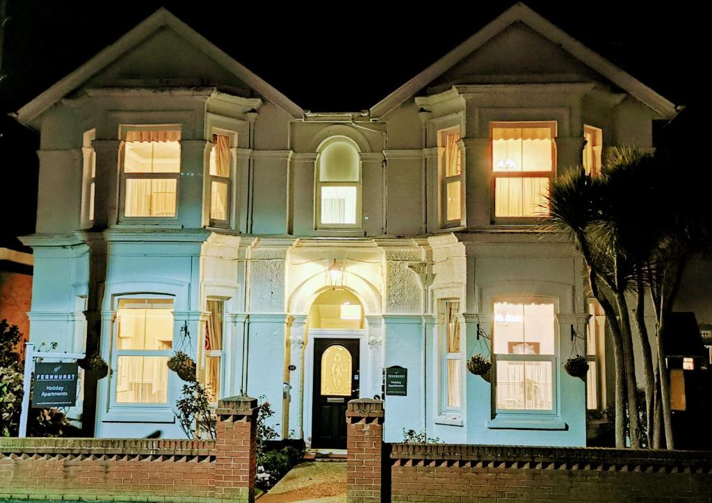Fernhurst holiday apartments in Shanklin, Isle of Wight, England