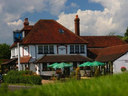 The Trooper Inn in Petersfield, Hampshire, England
