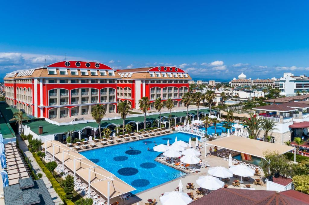 A view of the pool at Orange County Resort Hotel Belek - Ultra All Inclusive or nearby
