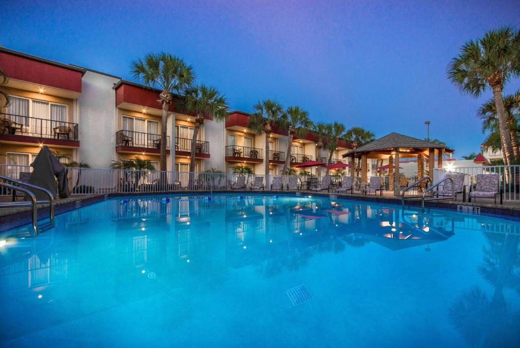 The swimming pool at or near La Quinta by Wyndham Clearwater Central