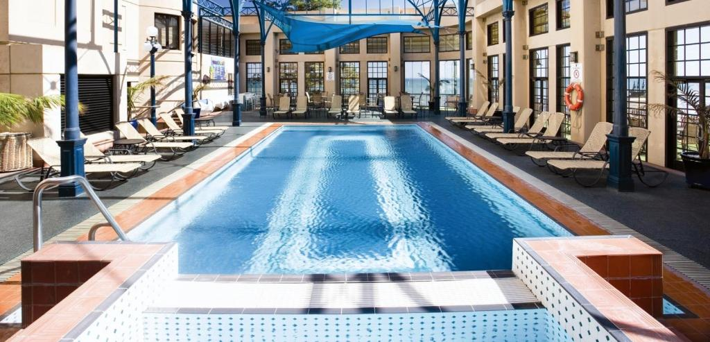 The swimming pool at or near Stamford Grand Adelaide