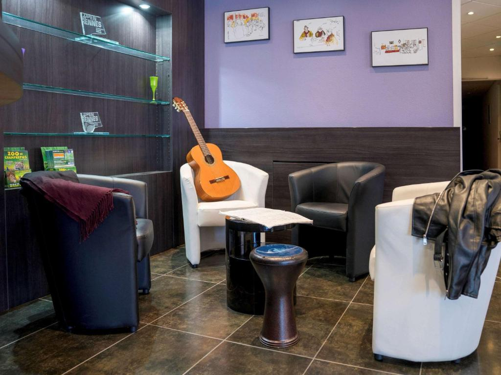 ibis Styles Rennes Centre Gare Nord Rennes, France