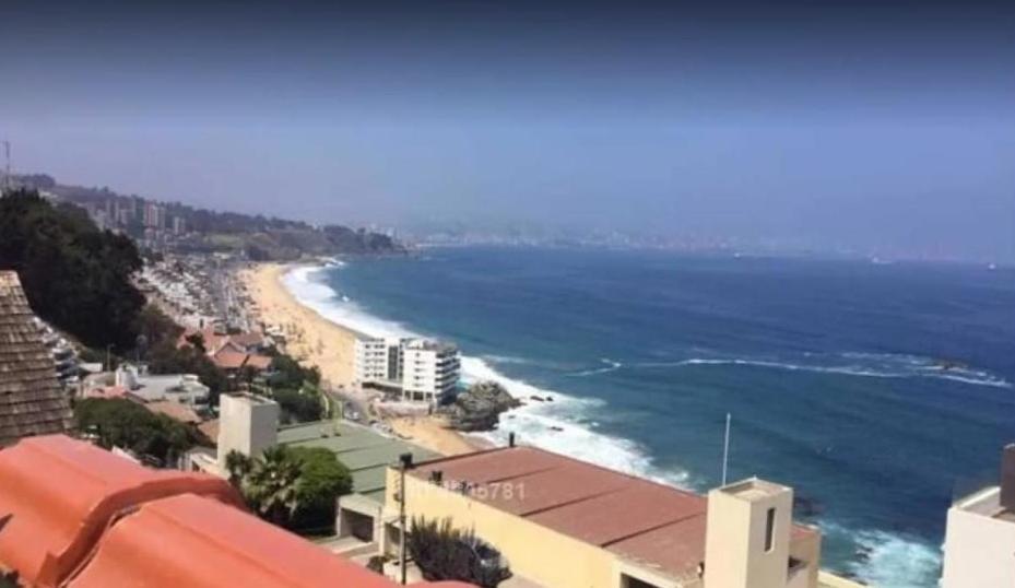 Encanto de Reñaca, vista al mar, a pasos de todo.