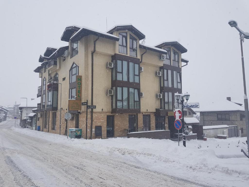 Family Hotel Elitsa Bansko, Bulgaria