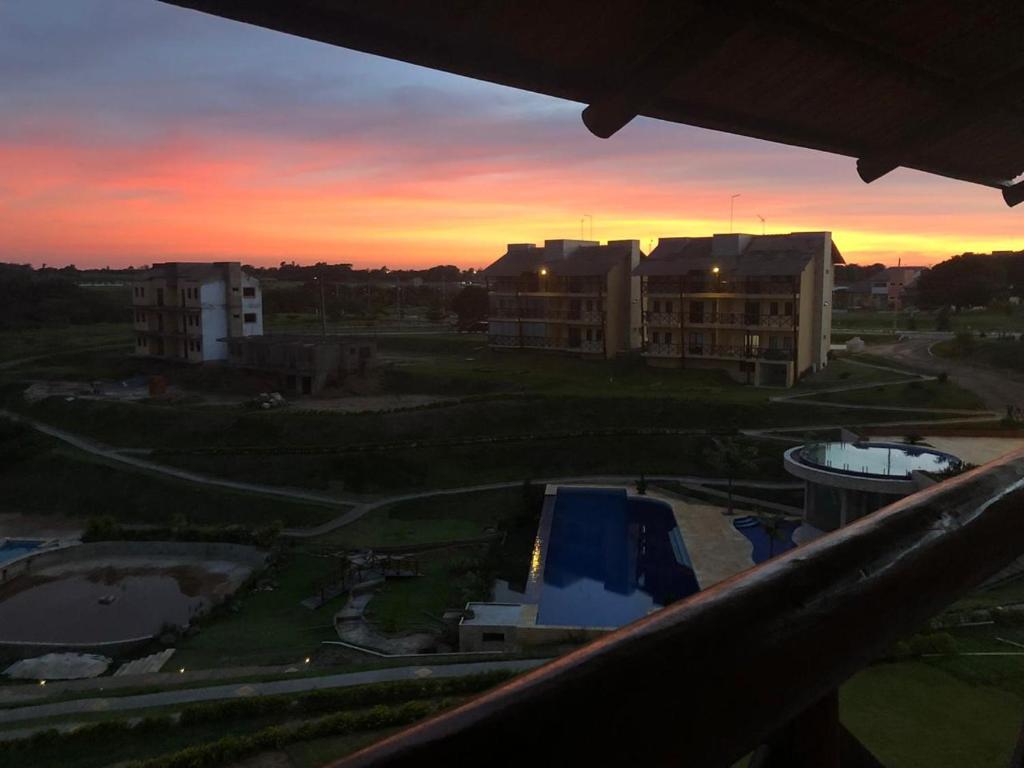 Uma vista da piscina em Sonhos da Serra bananeiras ou nos arredores