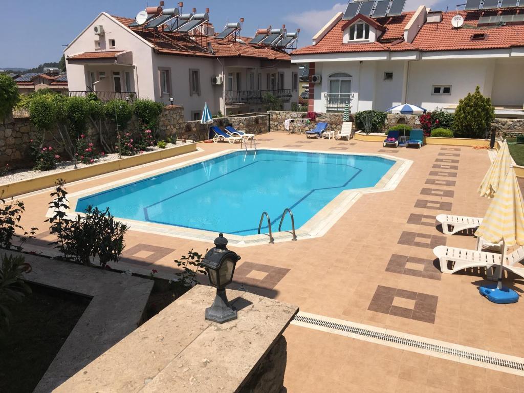 Hisaronu Private Karia home residents complex