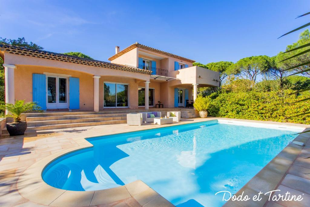 Admirable 5 Bedroom House With Pool And Ac Dodo Et Tartine Vidauban Updated 2021 Prices