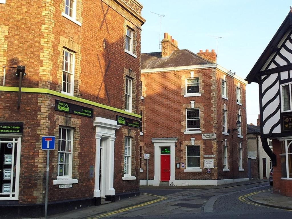 Grosvenor Place Guest House in Chester, Cheshire, England