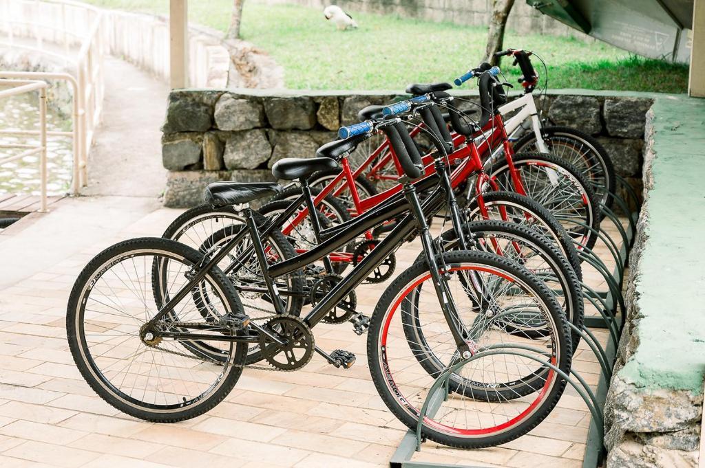 Ciclismo em Guararema Parque Hotel ou nos arredores