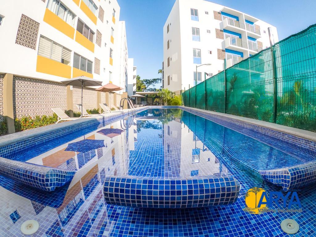 Disfruta Vallarta, lindo departamento, gran ubicación alberca, nuevo