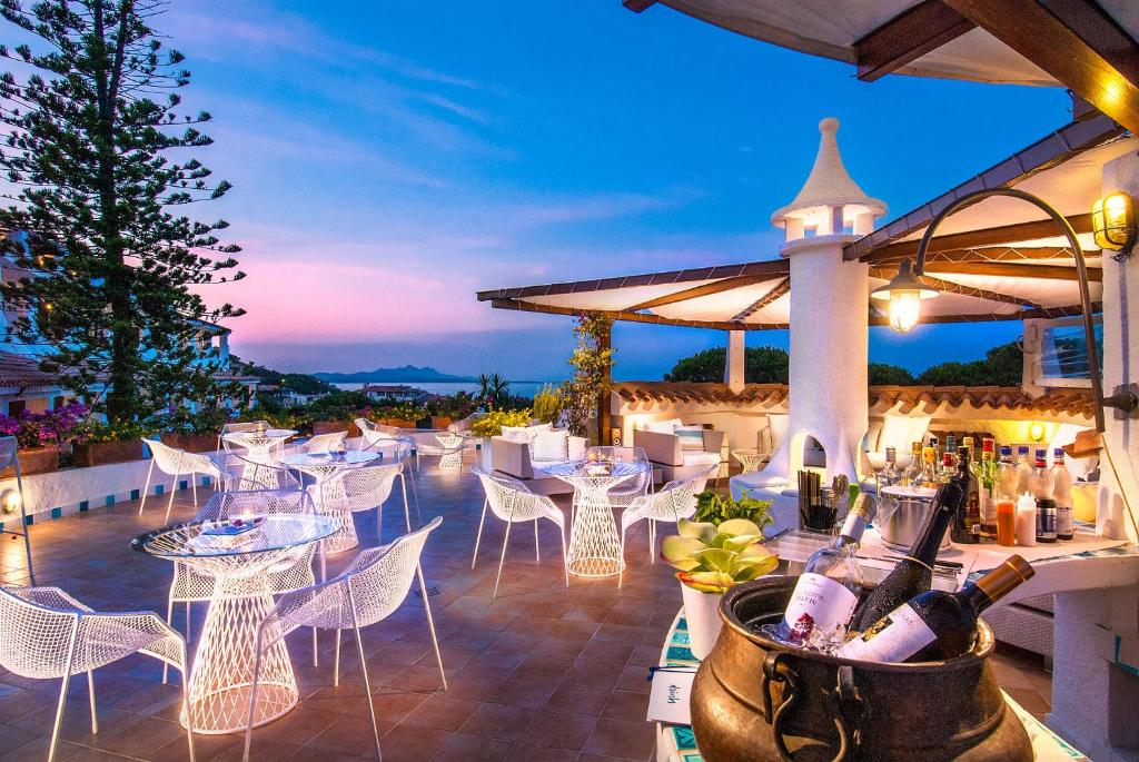 Hotel Punta Est Baja Sardinia, Italy