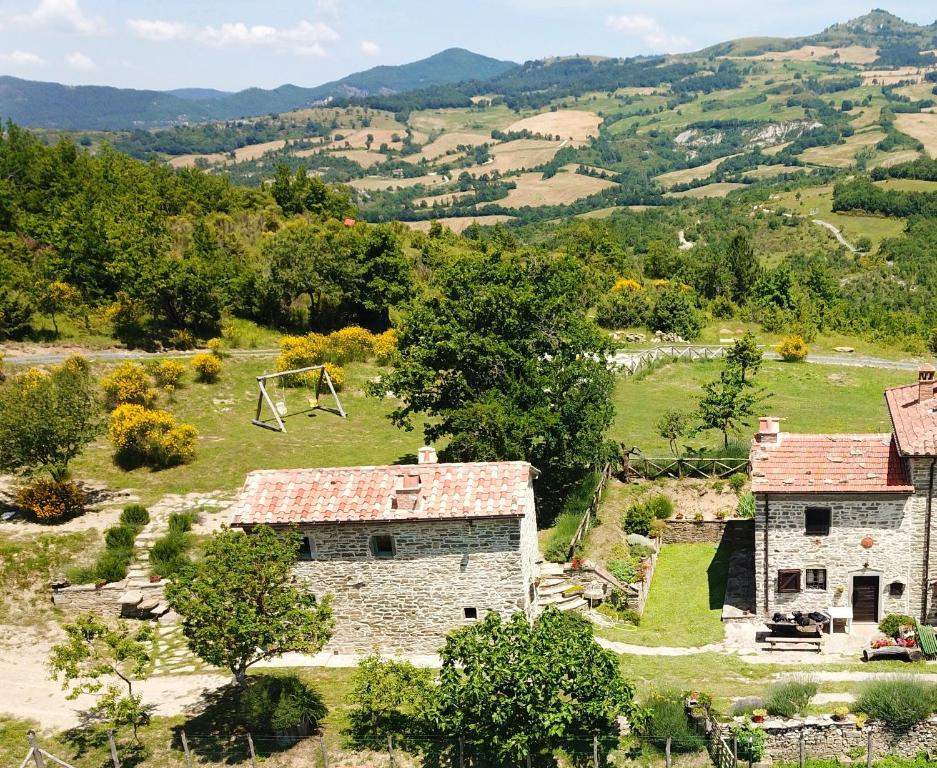 House with one bedroom in Pieve Santo Stefano with WiFi
