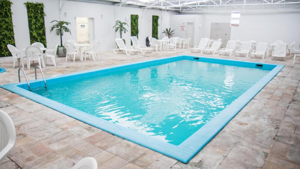 The swimming pool at or close to San Marino Cassino Hotel