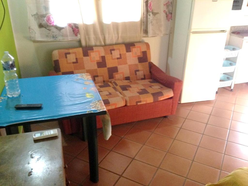 House with one bedroom in Petrosa with furnished terrace and WiFi 5 km from the beach
