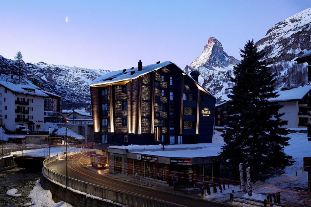 Hotel Admiral Superior Zermatt, Switzerland