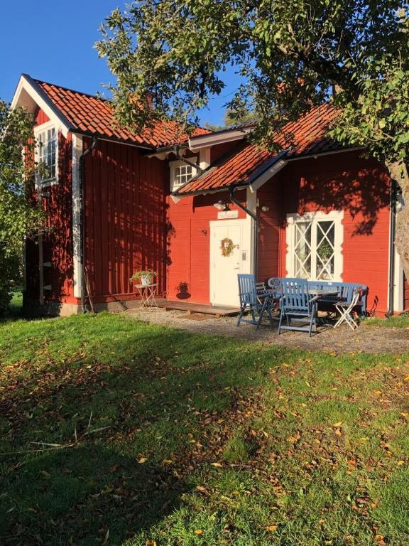 A garden outside Notholmen, Tyresö