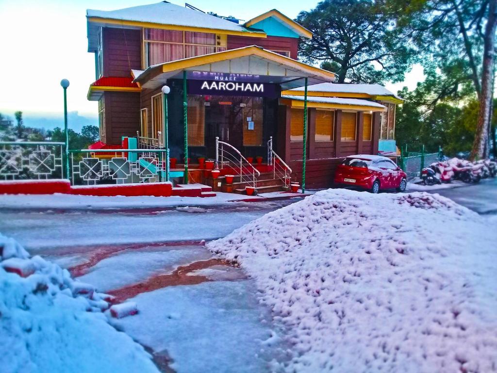 Aaroham Resort by Aamod at Dharamshala