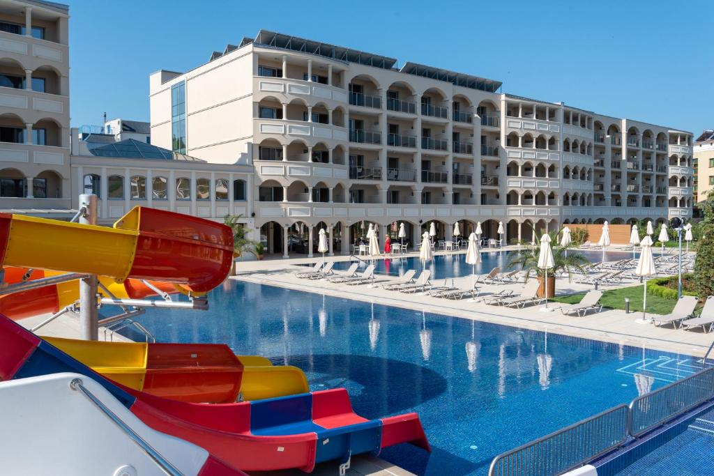 The swimming pool at or close to Belvedere Hotel - All inclusive
