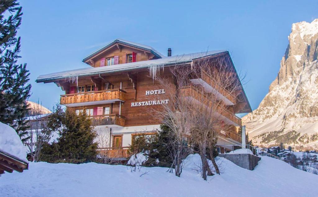 فندق غليتشيربليك خلال فصل الشتاء