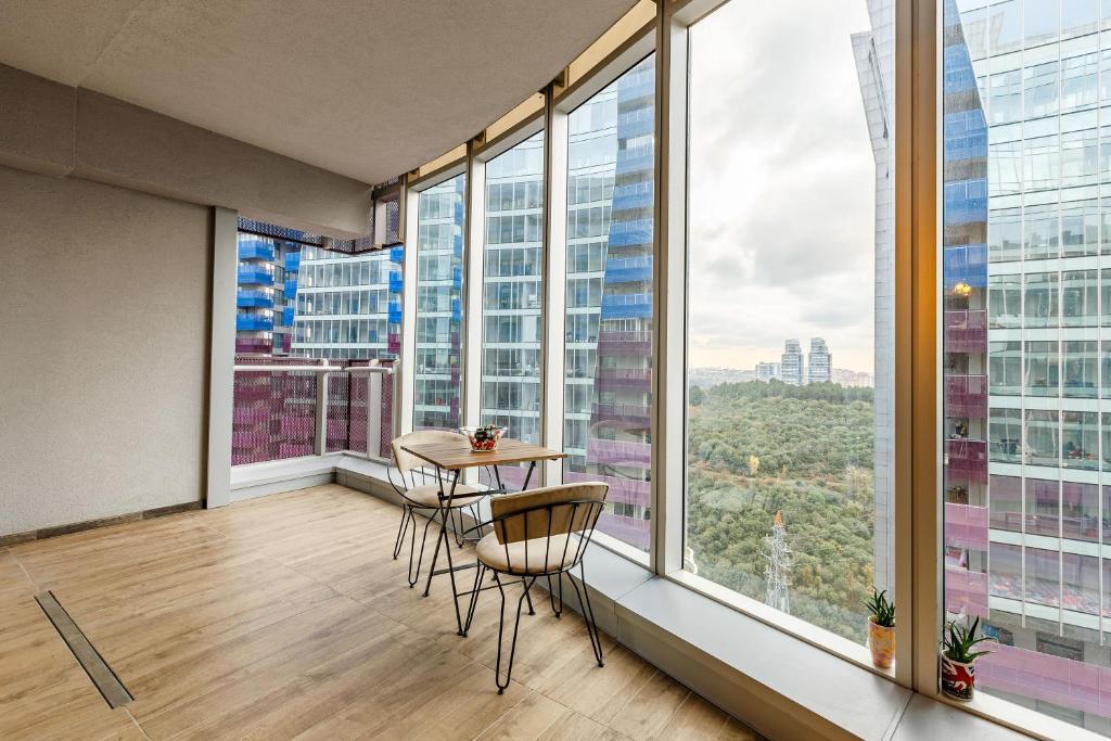Modern Cozy Studio Apartment in Sariyer