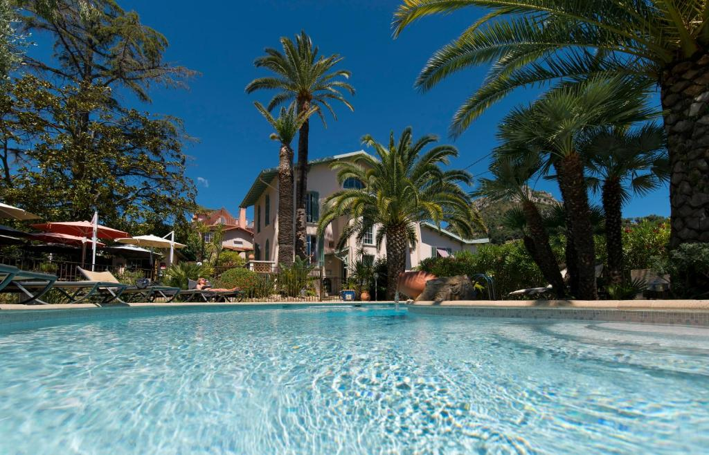 Hotel de Charme Villa Roseraie Vence, France