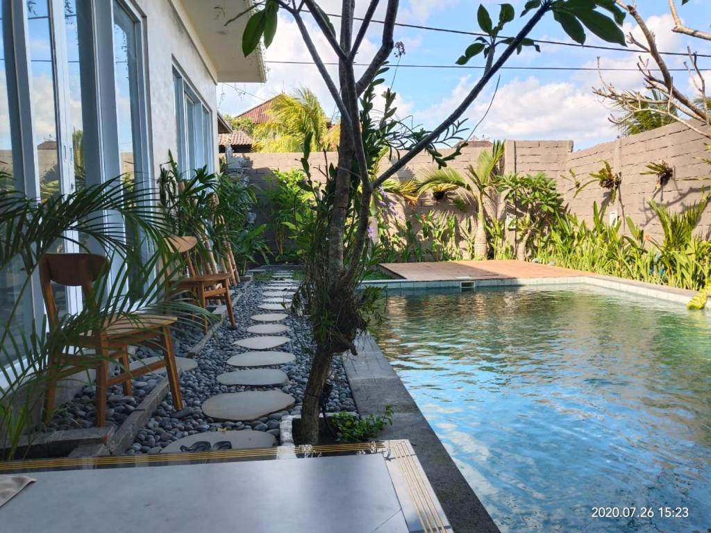 2 bedroom villa in Gianyar Bali Quiet location