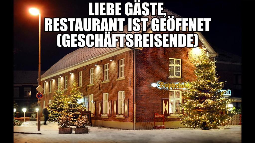 Hotel Restaurant Doppeladler Rees, Germany