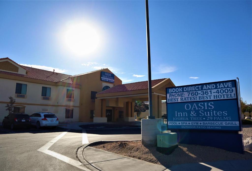 Oasis Inn and Suites Joshua Tree -29 Palms