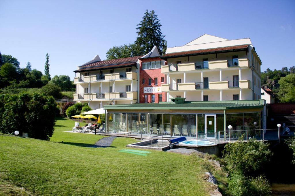 Hotel-Restaurant Liebnitzmuhle Raabs an der Thaya, Austria