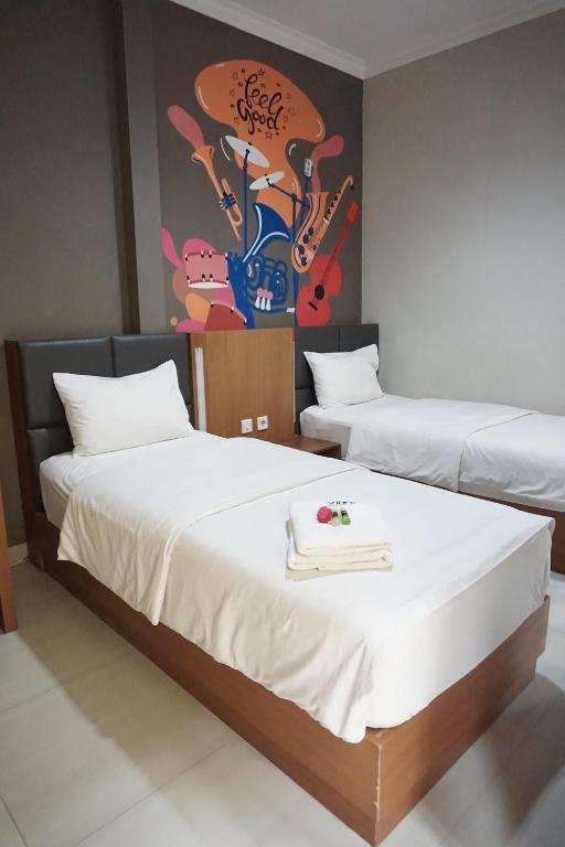 Votel Viure Hotel Jogjakarta