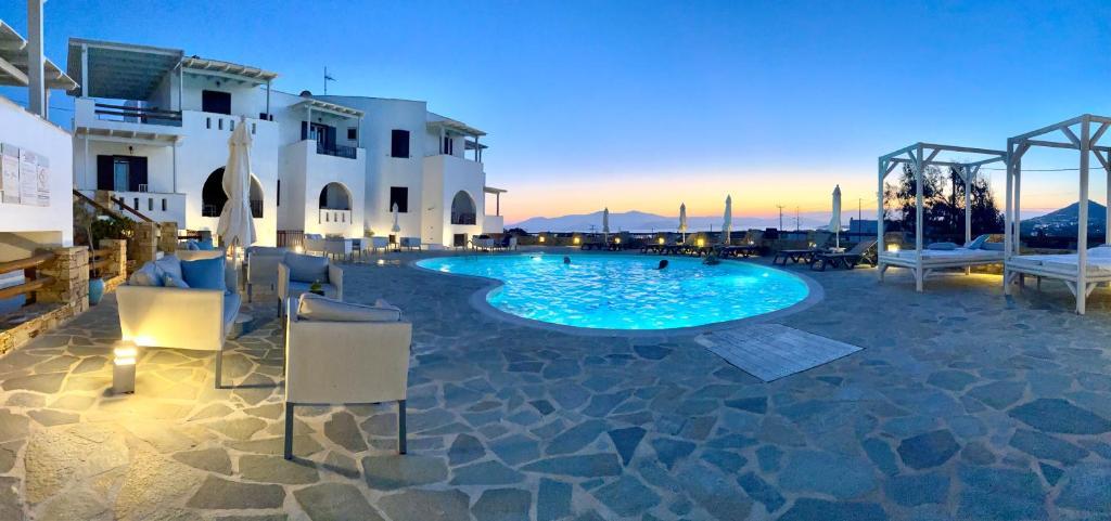 Πισίνα στο ή κοντά στο Naxos Mare