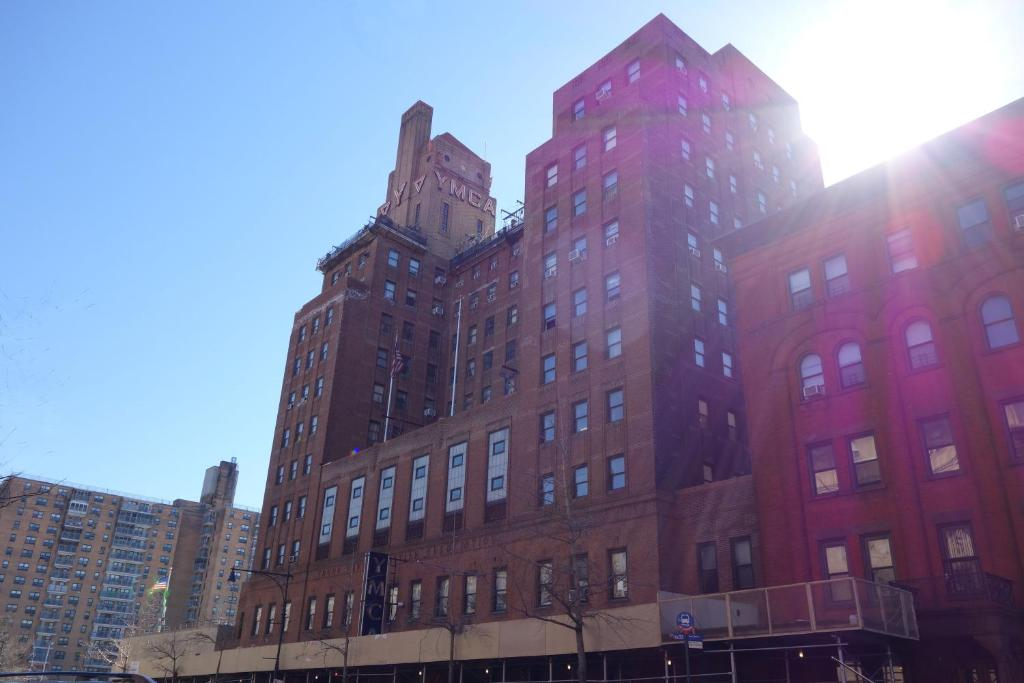 Budova, kde se hostel nachází