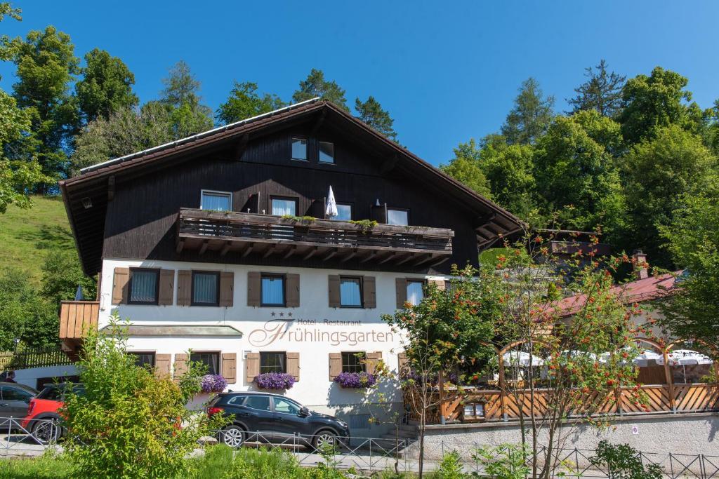 Hotel Restaurant Fruhlingsgarten Fussen, Germany