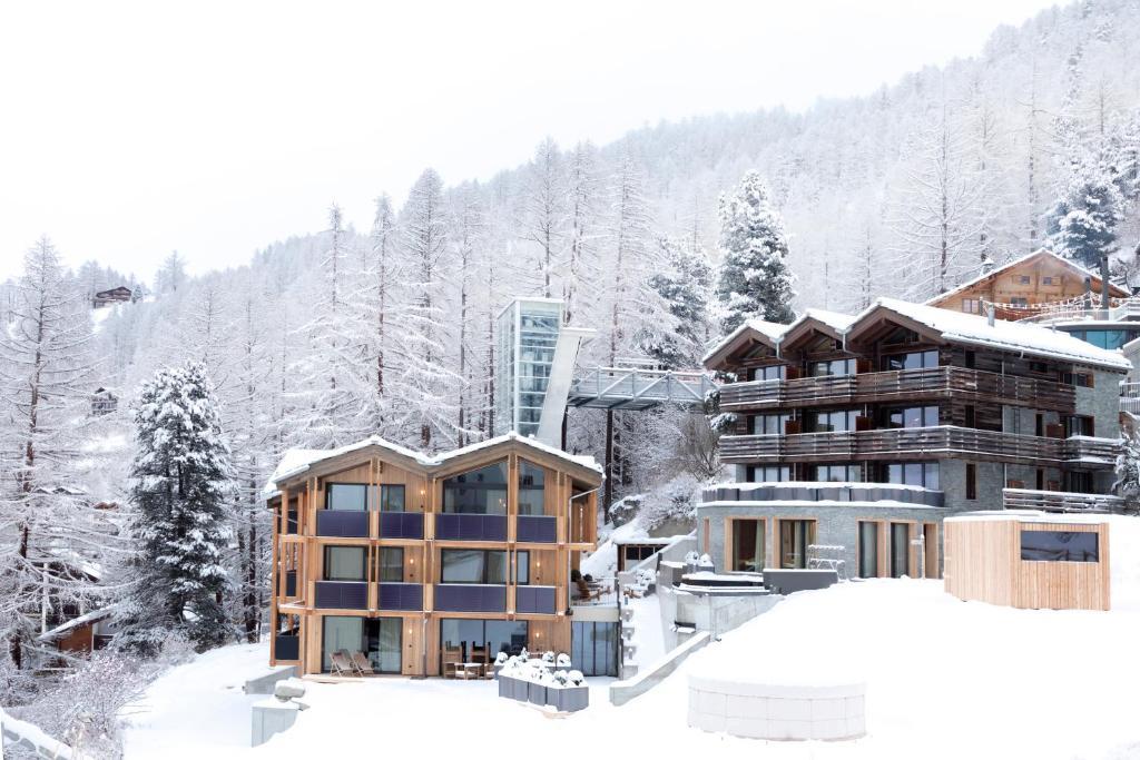 CERVO Mountain Resort Zermatt, Dezember 2020