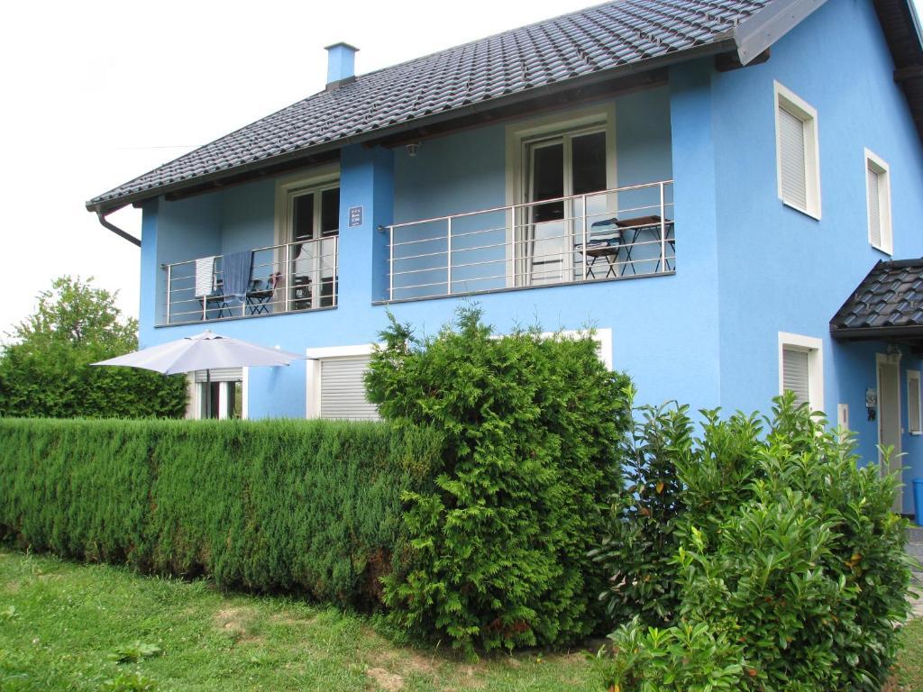 Villa Plavi Lav Potok