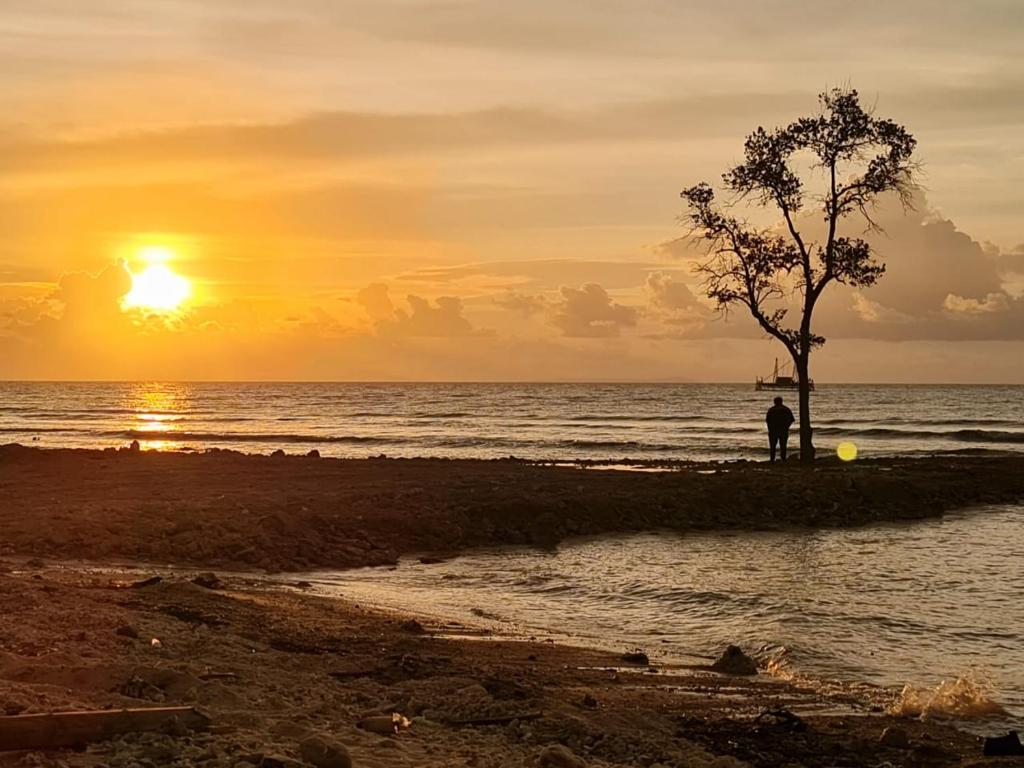 serenity beach homestay