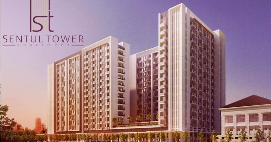 Yuni Syahla Apartment Bulanan - Sentul Tower