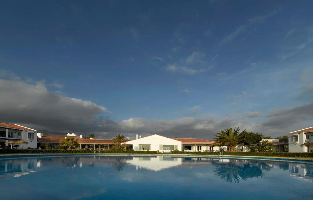 The swimming pool at or near Parador de Málaga Golf