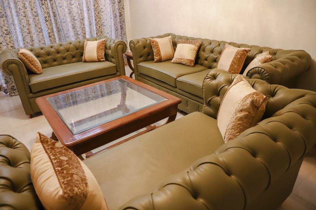 Luxurious 3 BHK AC Apartment in Dabolim
