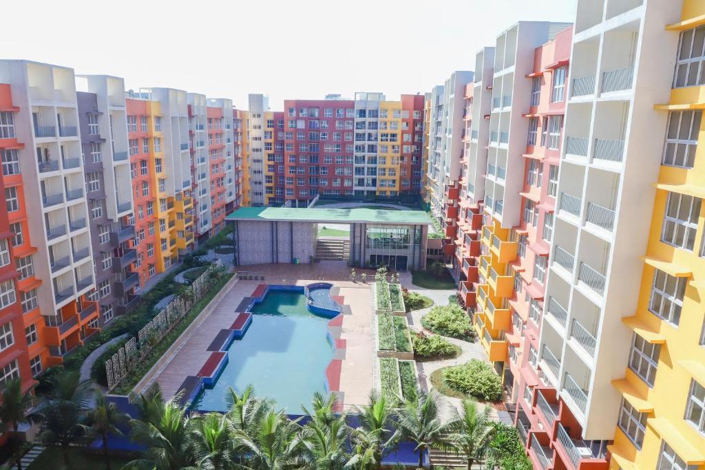Spacious 2 BHK AC Apartment in Dabolim