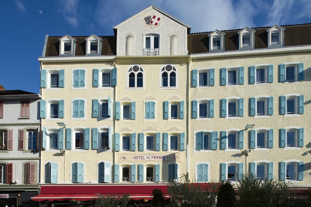 Hotel de France Contact-Hotel Evian-les-Bains, France