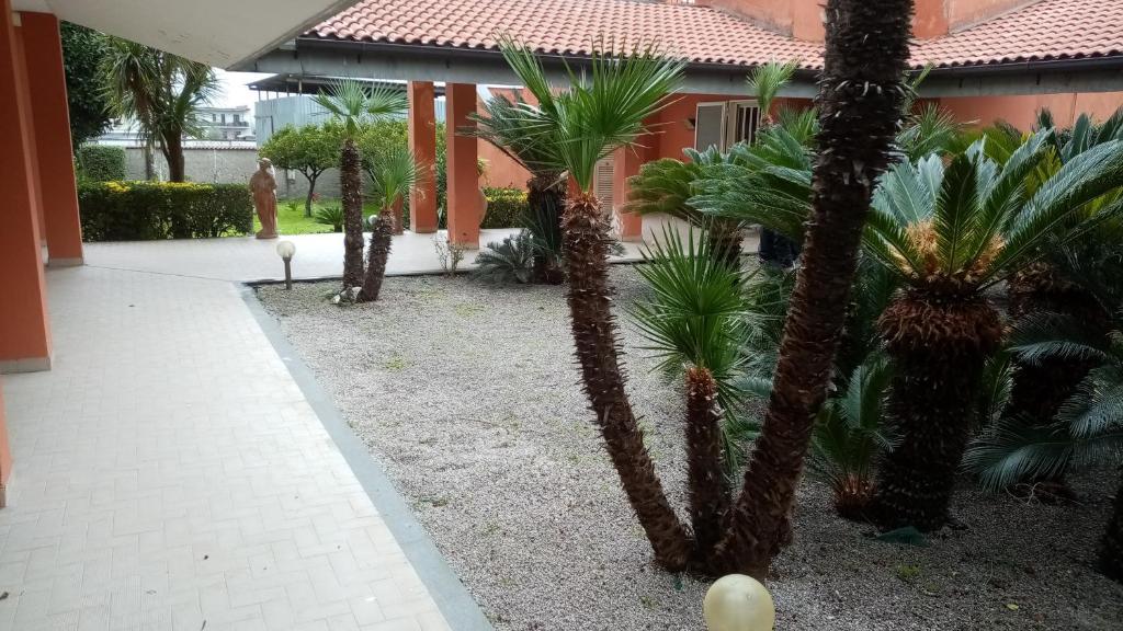 Giardino di Villa Romana Relax Suites