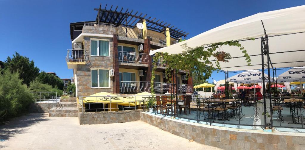 Family Hotel Littoral Sozopol, Bulgaria