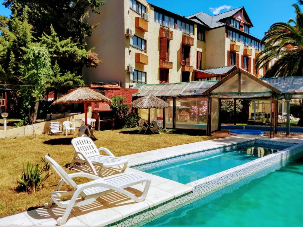 The swimming pool at or near San Remo Park Hotel