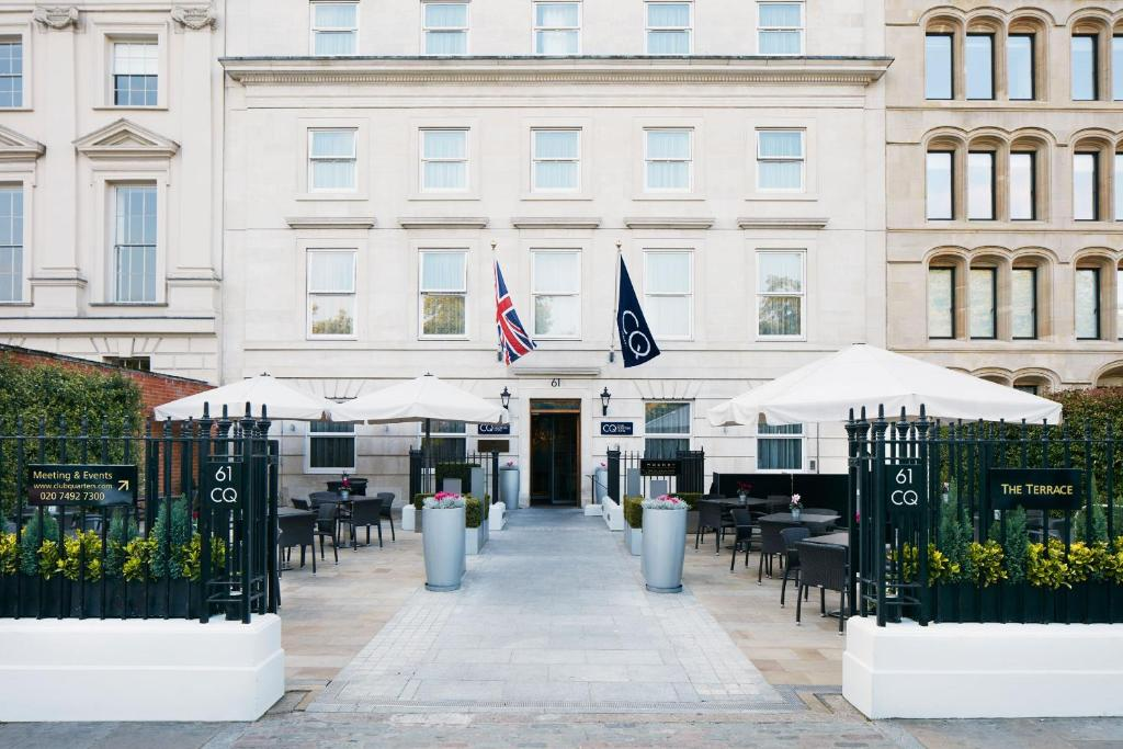 Club Quarters Hotel, Lincoln's Inn Fields in London, Greater London, England